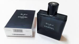 bleu chanel eau toilette spray for oz 100ml empty cologne