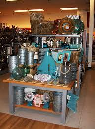 Burlington Coat Factory Home Decor by Beach Coastal Themed Merchandise Display Home Decor Tj Maxx