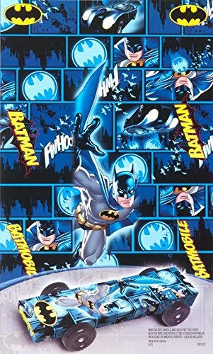 Revell Rmxy9410 Batman Car Wrap Decal