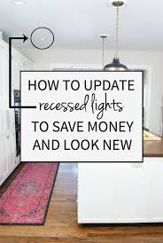 how to convert recessed lights to led the chronicles of home