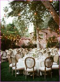 Wedding Reception Ideas For Summer On A Budget Backyard