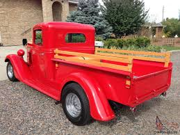 1936 International 1/2 Ton Pickup Truck