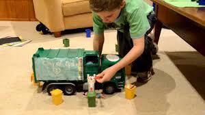Zach The Garbage Truck 8