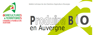 chambre d agriculture auvergne références technico économiques pôle conversion bio auvergne