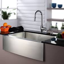 Overstock Moen Kitchen Faucets by Stainless Steel Kitchen Sink Combination Kraususa Com