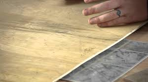 Grouting Vinyl Tile Problems by Problems Placing Ceramic Over Vinyl Tile Tile Help Youtube