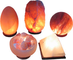 Earthbound Salt Lamp Bulb by Himalayan Pink Salt Lamps Fitness Nutrition Consulting