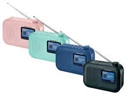 silvercrest dab ukw radio sdrf 10 b1 empfang digitaler radiosender mit farbdisplay