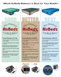 AirBedz Truck Bed Air Mattress - AutoAccessoriesGarage.com