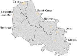 liste des communes du pas de calais wikipédia