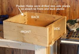 DIY Storage Boxes From Recycled Pallets