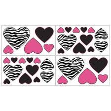 Sweet Jojo Zebra Curtains by Sweet Jojo Designs Pink Black And White 84 Inch Window Treatment