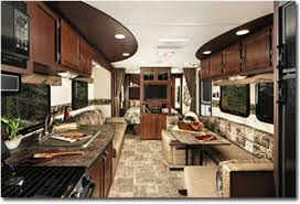 Modern Interiors Love This Trailer Globetrotter Rv