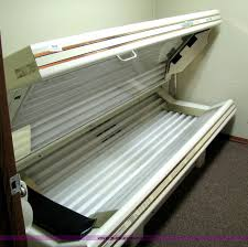 Wolff Tanning Bed by Item 9078 Sold August 28 Derby Ks Internet Only Auc