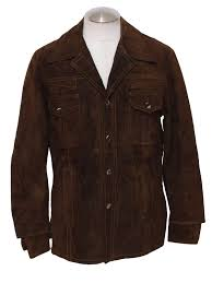 men u0027s buttoned dark brown suede leather jacket style and decor