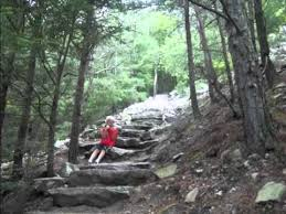 Jacks Mountain 1000 Steps pa Ran Ds vlog