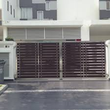 Main Gate Design In Stainless Steel Stainless Steel Main Gate JB