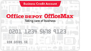 fice Depot Business Credit parison