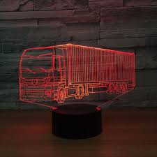 LED Truck Lamp [7 Changing Colors] – OhMyDiscounts Vintage Red Truck Cab Mini Lamp Toy Lamp Mictuning 2pcs 60 Bed Light Led Strip Waterproof Cute And Charming Kids Table Eflyg Beds Trucklite Launches Model 900 A Full Rear Lamptrucklite Carol Braden Llc Spring 1915fordtrucklamp Heritage Museums Gardens Topkick Dump For Sale Together With Hoist Cylinder Also Tonka J Dooley Lamps Shades Pinterest 2 Strips Fxible Lights Rail Awning Lighting Kit 10x Car 9 Smd 1156 Ba15s 12v Bulb Moto Tail Turn