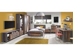 jugendzimmer cedric 60 vintage braun 8 teilig schlafzimmer