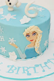 die eiskönigin torte mit olaf und elsa jennys backwelt