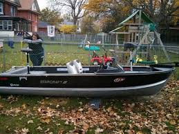 Installing Carpet In A Boat by Converting Aluminum Boat To Bass Boat 7 Steps