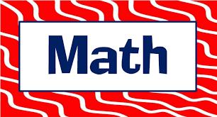 The Word Math Clipart