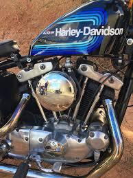 1977 harley davidson ironhead sportster not fx panhead shovelhead