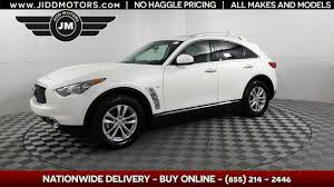 50 Best Used Infiniti QX70 For Sale, Savings From $2,509