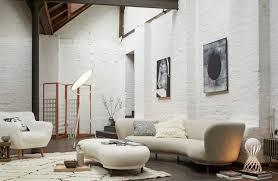 weiße möbel wände schöner wohnen