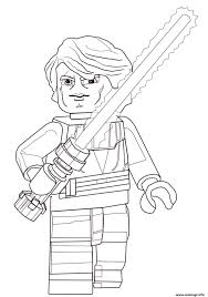 Coloriage Star Wars Lego Dessin