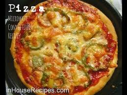 Veg Pizza Microwave Oven