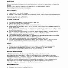 Parts Manager Resume New Sales Resumes Examples Luxury Atopetioa