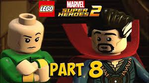 Lego Marvel Superheroes That Sinking Feeling 100 by Lego Marvel Super Heroes 2 Walkthrough Part 8 Rune To Maneuver
