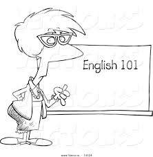 English Coloring Pages
