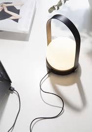 Underwriters Laboratories Portable Lamp by Portable Lamp Portable Lamp Aluminum Balad By Tristan Lohner