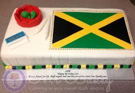 Traditional Jamaican Birthday Cake Image Inspiration of Cake and