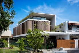 104 Architecture Of House Bamboo Veil Wallflower Design Archdaily