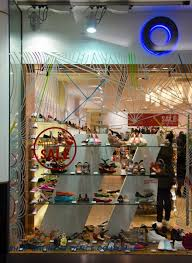 The Products Have Been Placed At Eye Level And Window Display Also Serves As A
