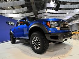 Eye-Candy Of Pickup Trucks: Ford F-150 SVT Raptor - New On Wheels ...