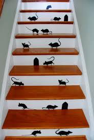 souris dans l escalier déco à faire soi même