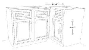 Lower Corner Kitchen Cabinet Ideas by Home Decor Corner Kitchen Base Cabinet Corner Cloakroom Vanity