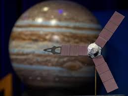 The Unmanned Spacecraft Juno Is Expected To Arrive On Monday In Vicinity Of Largest