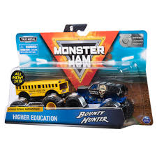 100 Monster Jam Toy Truck Videos Spin Master Official Higher Education Vs