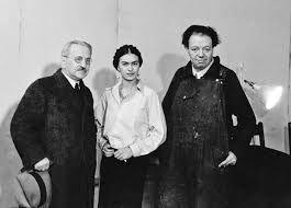 Diego Rivera Rockefeller Mural by Diego Rivera And Frida Kahlo U0027s Time In Detroit Was A Turning Point