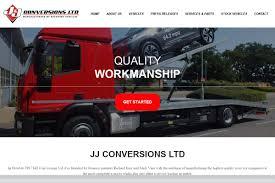 Recovery Vehicles Manufacturer : J & J Conversions Ltd
