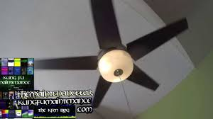 wrong direction ceiling fan