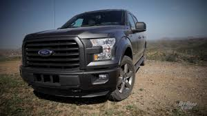 100 Ford Truck 2015 F150 FX4 Review YouTube