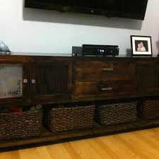Diy Media Cabinet Entrancing 1000 Images About Console On Pinterest