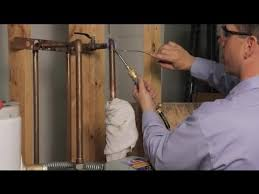 Simple Water Heater Pipe Connections Placement by Common Mistakes In Water Heater Installation Water